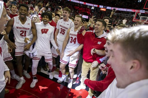 The Zone's photo on #Badgers