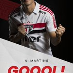 Anderson Martins Twitter Photo