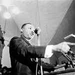 Image for the Tweet beginning: Martin Luther King Jr. was