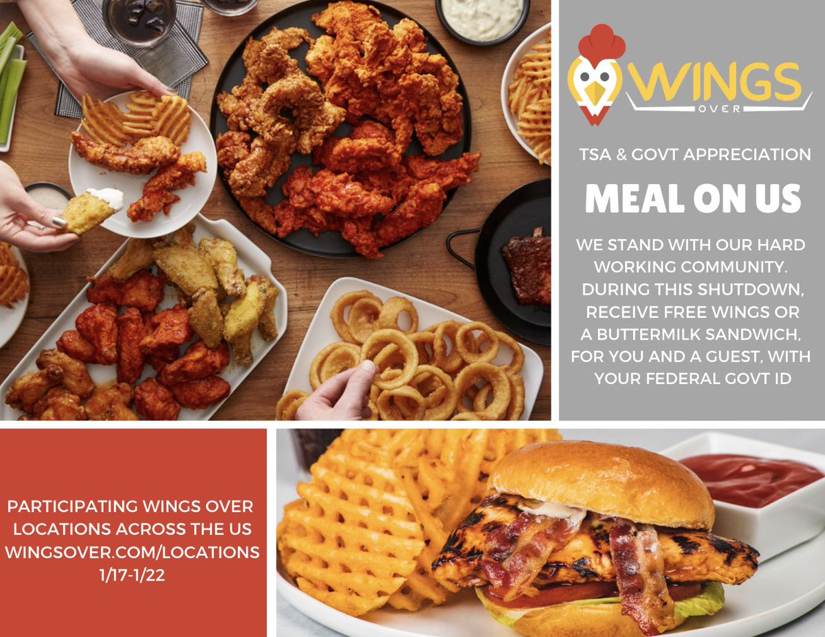 Wings Over Coupon & Deal