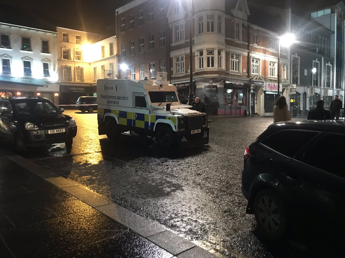 Four car bomb suspects released amid fears of more violence in N Ireland