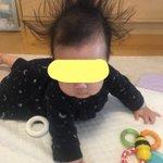 まるでスーパーサイヤ人!?寝癖のレベルを超えたわが子の髪の毛がこちら