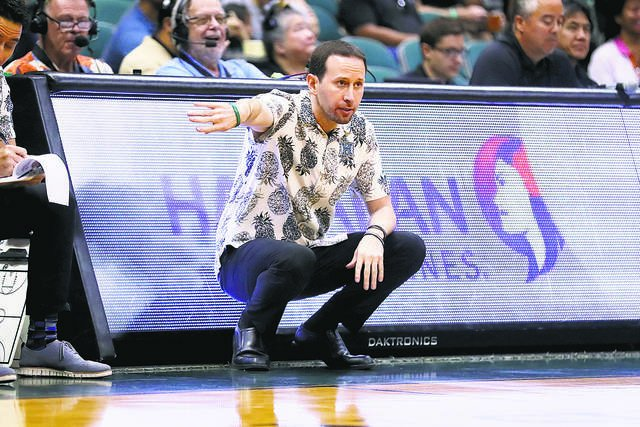 Eran Ganot will match wits with another friend from St. Mary's days https://t.co/IjzD046Dp0 #hawaii