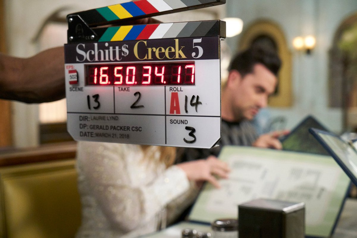 Schitt's Creek on Twitter: