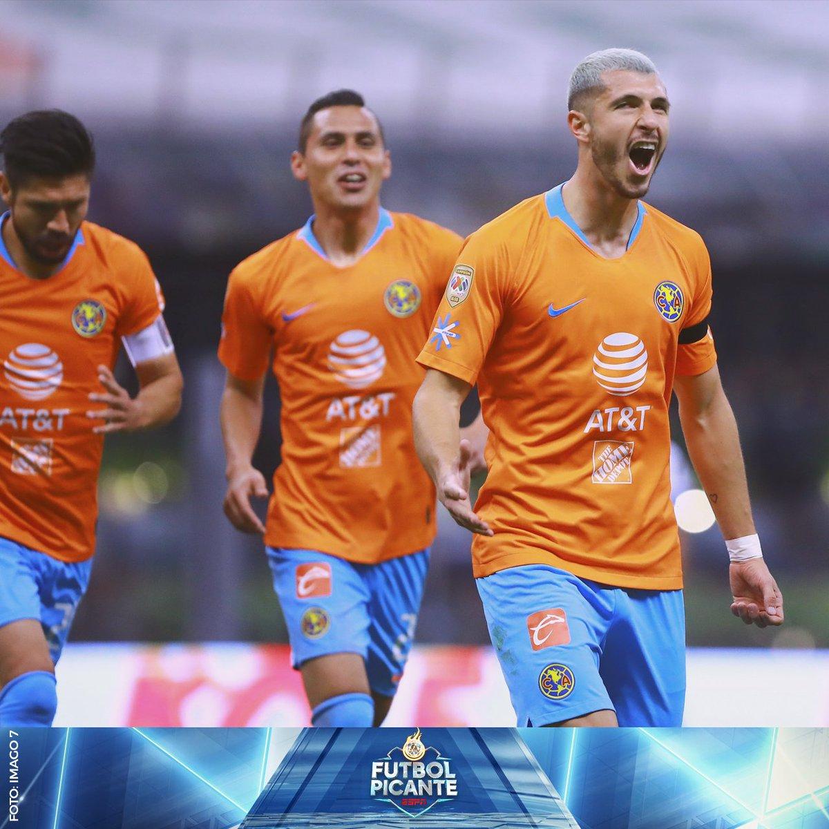 Futbol Picante's photo on El América