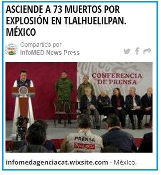 InfoMED News Press's photo on vamos américa