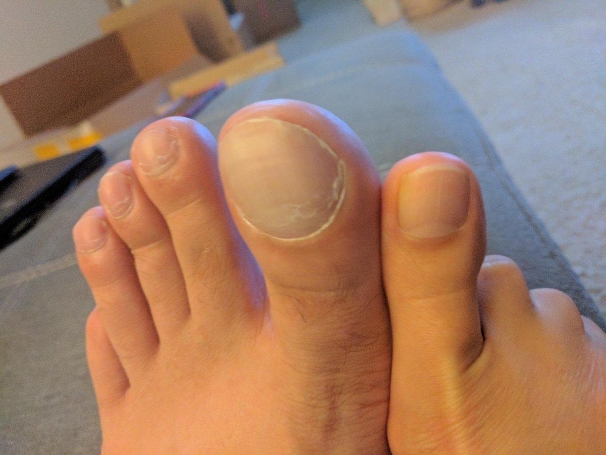 Lick a toe