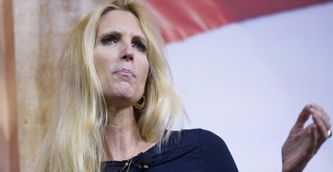 This angry woman needs to get laid. Who wants to take one for the team? @AnnCoulter