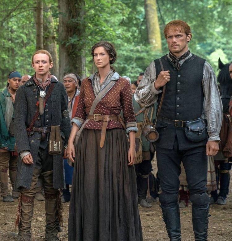 Fernsehserie Outlander