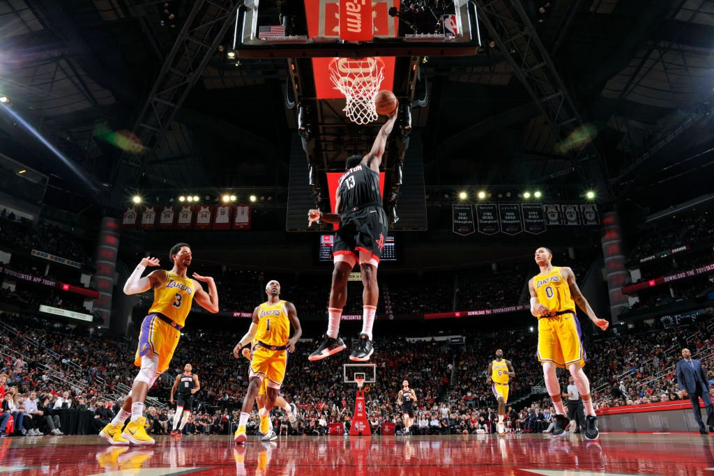 76827686aa05 James Harden has scored 163 points in his last 3 games. Only Michael Jordan  and