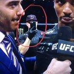 #UFCFightNight Twitter Photo
