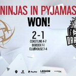 Image for the Tweet beginning: They have done it! @NiPGaming