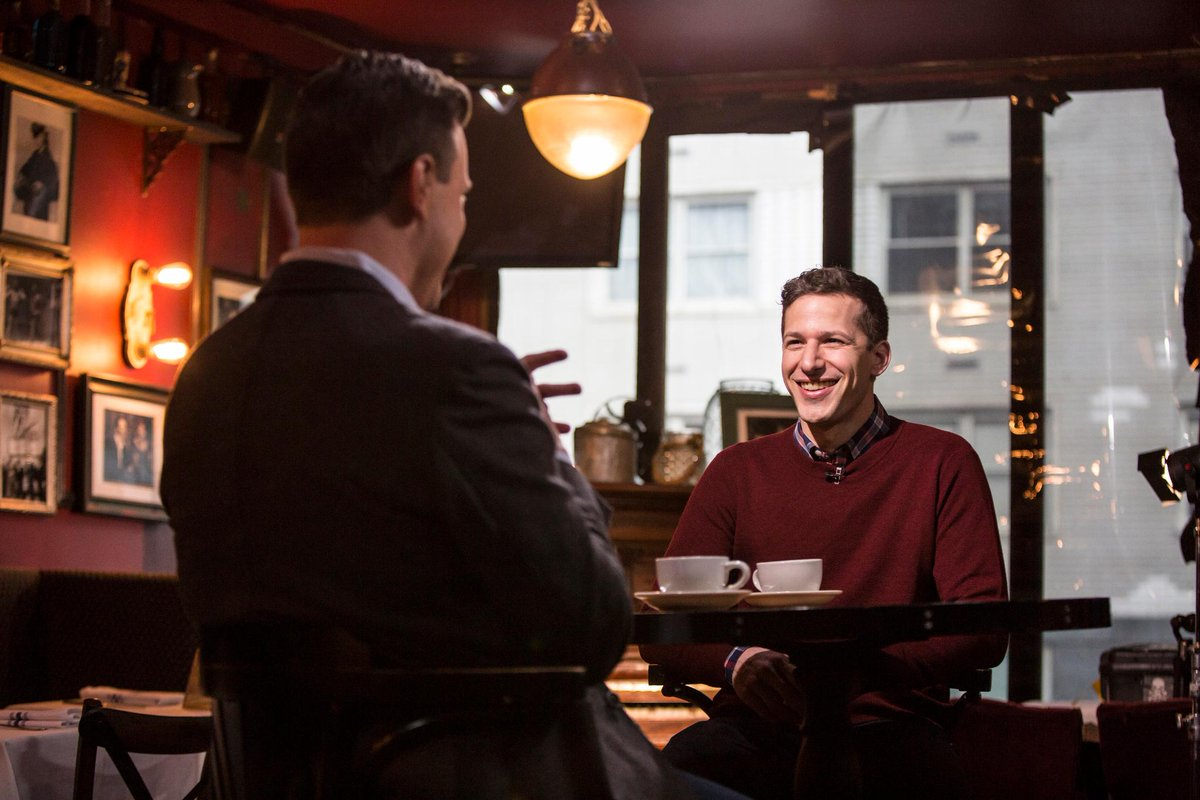 #Watch @AndySamberg recall what it was like when he got hired on @nbcsnl  https://t.co/FcAJ7M77uL
