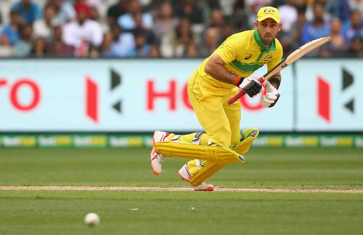 Pick Maxwell as Aussies' World Cup captain, says Mitchell Johnson: https://t.co/ITa86m7kP9 https://t.co/dh08AZbieI