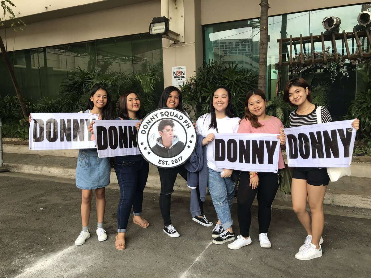 Donny Fam on iWant ASAP  #DONNYiWantASAP <br>http://pic.twitter.com/So6ImZ0Td0