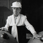 Image for the Tweet beginning: Louise Bourgeois on finding inspiration