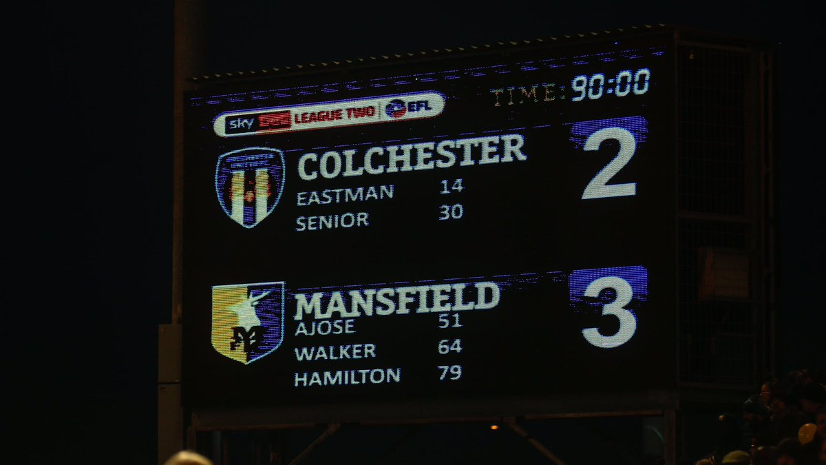 Mansfield Town Fc On Twitter Morning Good Morning Stags Fans