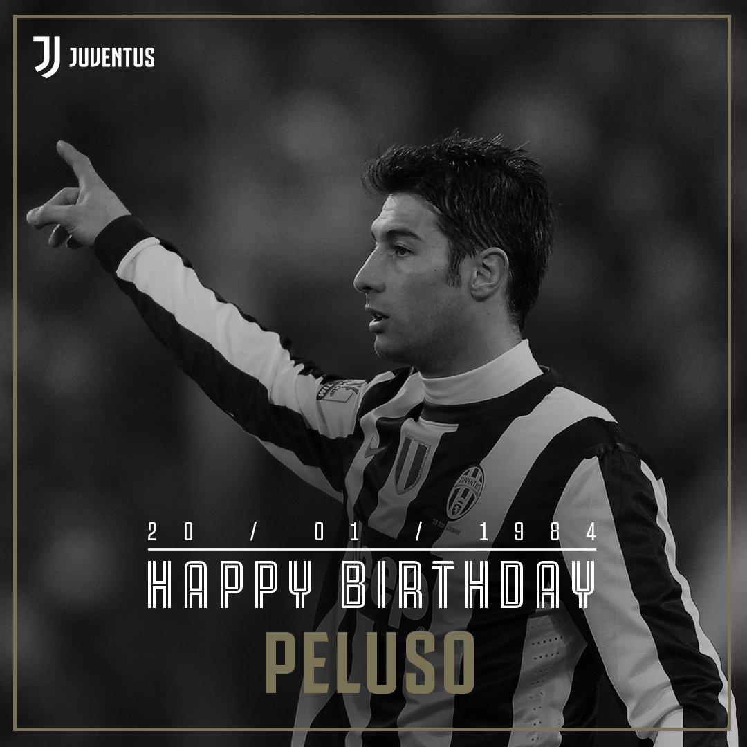 ¡Feliz cumpleaños a Federico #Peluso! ⚫️⚪️🎂