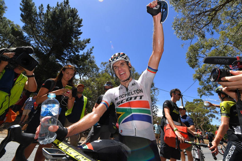 Cycling Weekly's photo on #TourDownUnder