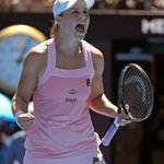 Ashleigh Barty Twitter Photo