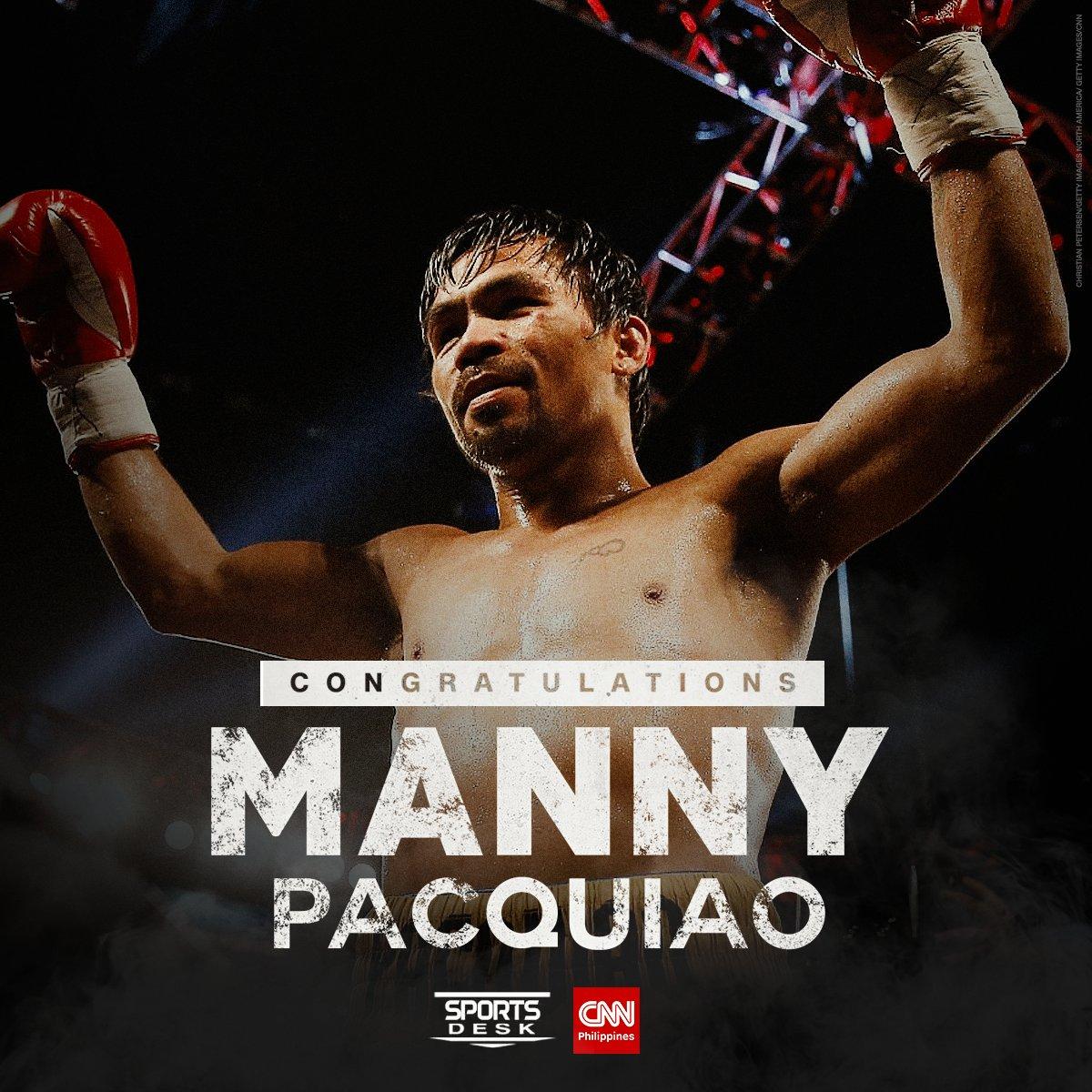 CNN Philippines's photo on Manny