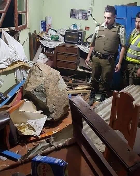 Dos muertos: Violento sismo sacudió la zona centro norte del país