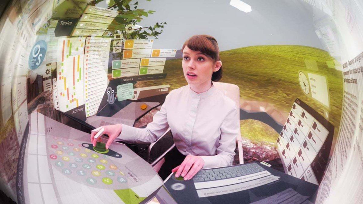 加速するテクノロジー社会に絶望した彼女は…。360度短編SF動画『Merger』 https://t.co/n3hiYCFwxF