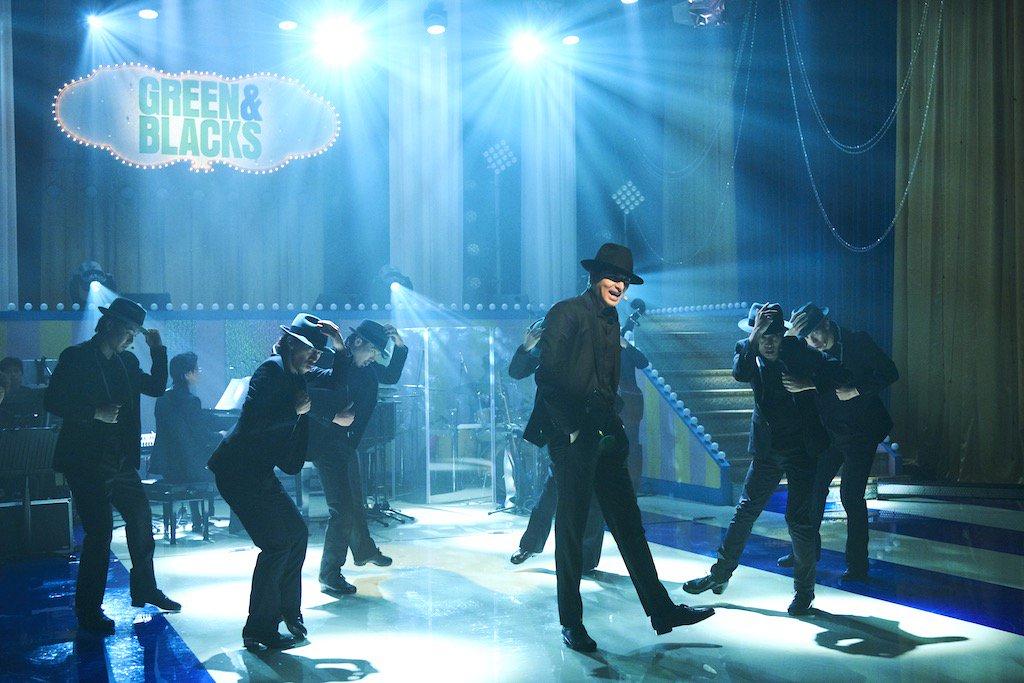グリブラ 第22話新春ミュージックショー拡大版は、「 ブロードウェイと銃弾 」から 城田優 さんはじ