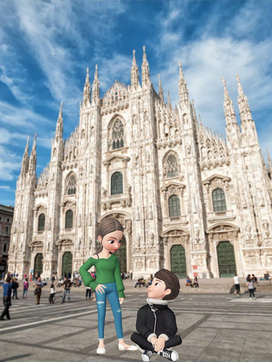 ⏩⏩ Milan ⏪⏪ #ZEPETO #zepe