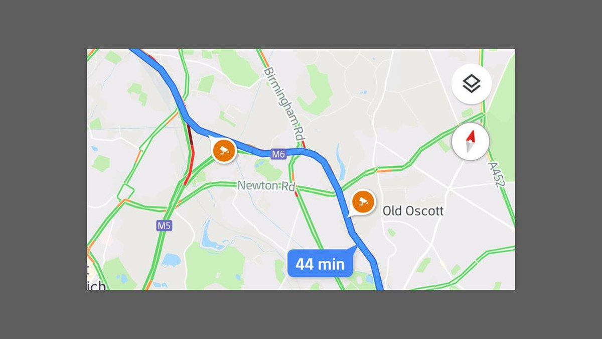 В приложении Google Maps появились дорожные камеры https://t.co/xNSAWpM7yE