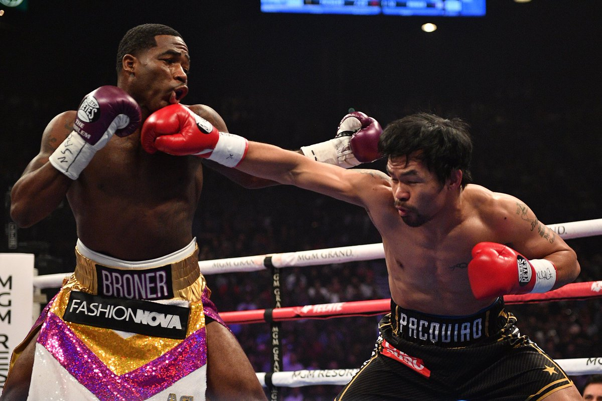 test Twitter Media - Game over @MGMGrand! #PacquiaoBroner https://t.co/iW1Vnjfz6U