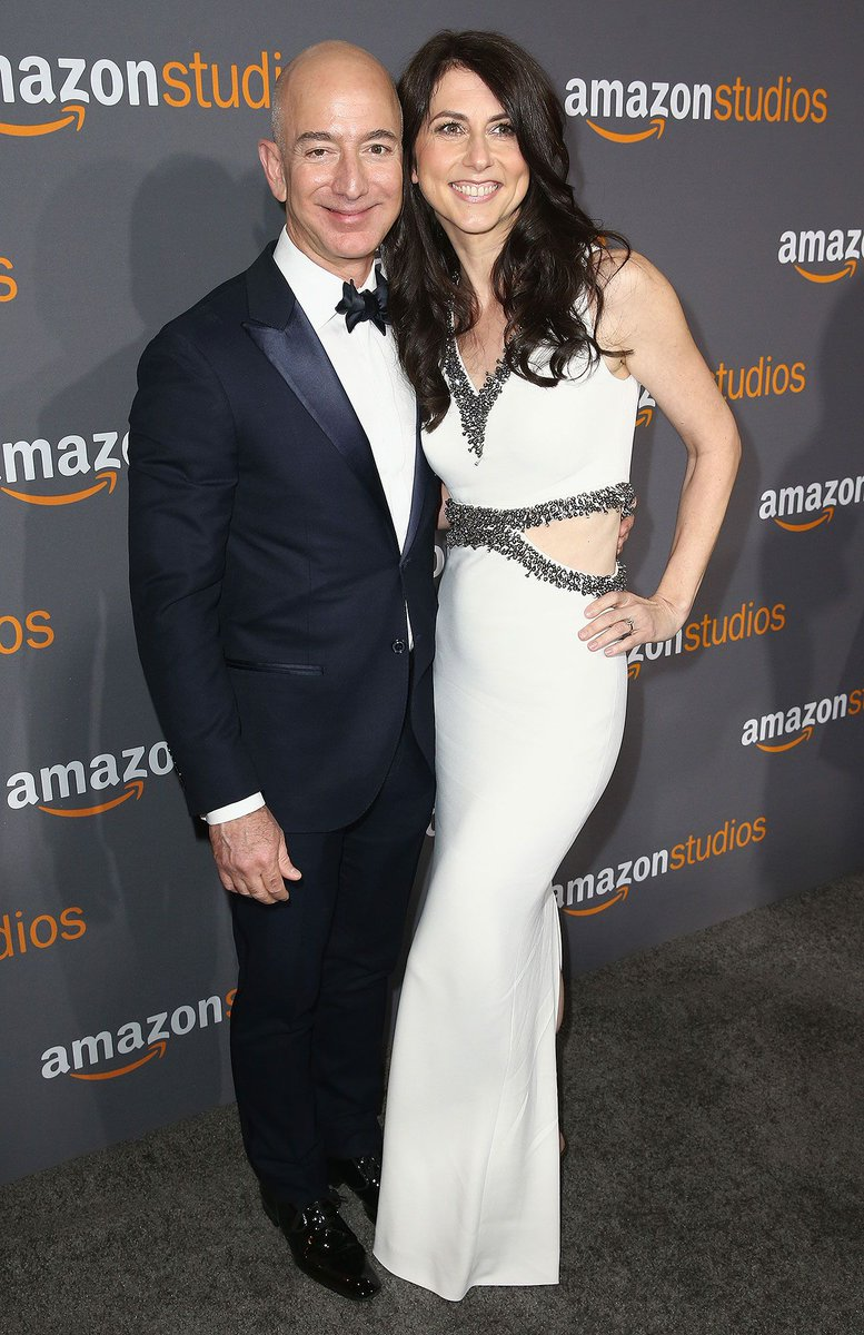 Jeff Bezos and ex MacKenzie will be 'adult' about their divorce and 'share parenting': Source https://t.co/LE5YpB7lp5