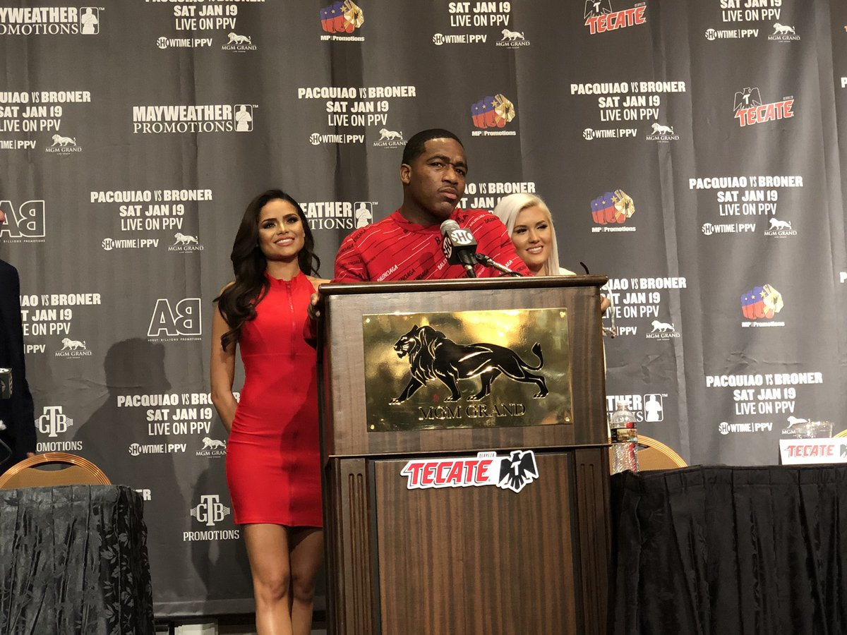 """test Twitter Media - """"I came and gave them what they weren't looking for. I will be back and I will be champion again."""" -@AdrienBroner   #PacBroner https://t.co/hnEsL9GHxW"""