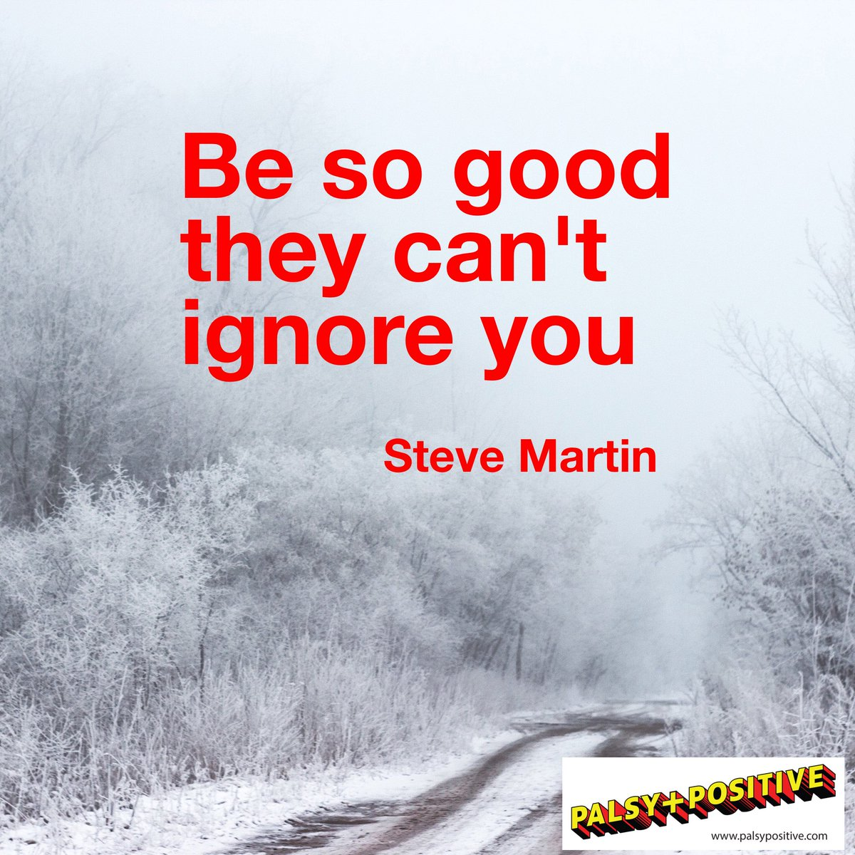 One of my favorite quotes #comedy #whatcerebralpalsy #stevemartin #besogood<br>http://pic.twitter.com/DdugNDzfGQ