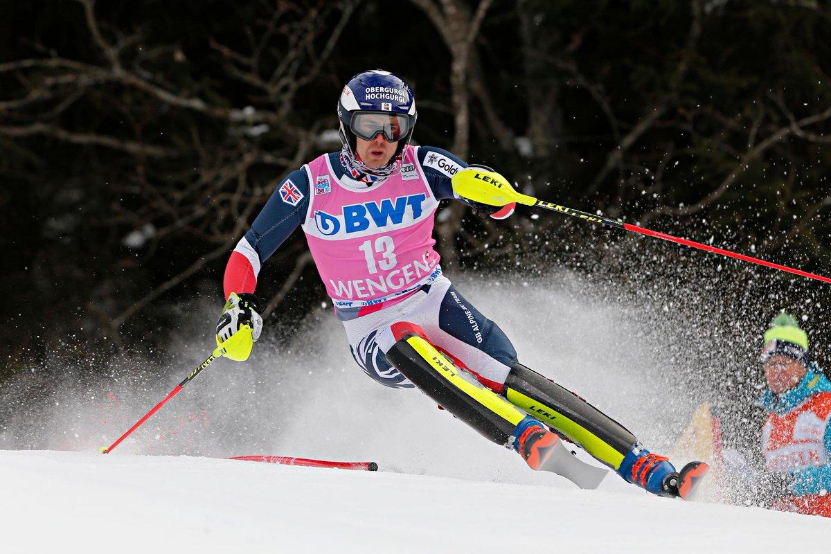 Nice work Dave. @daveryding @TeamGB #skiing #teamGB