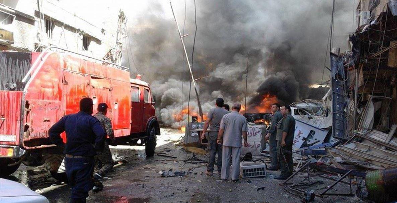 #Syrie : des morts et des blessés dans une forte #explosion à #Damas  http://www.radioalgerie.dz/news/fr/article/20190120/160197.html…