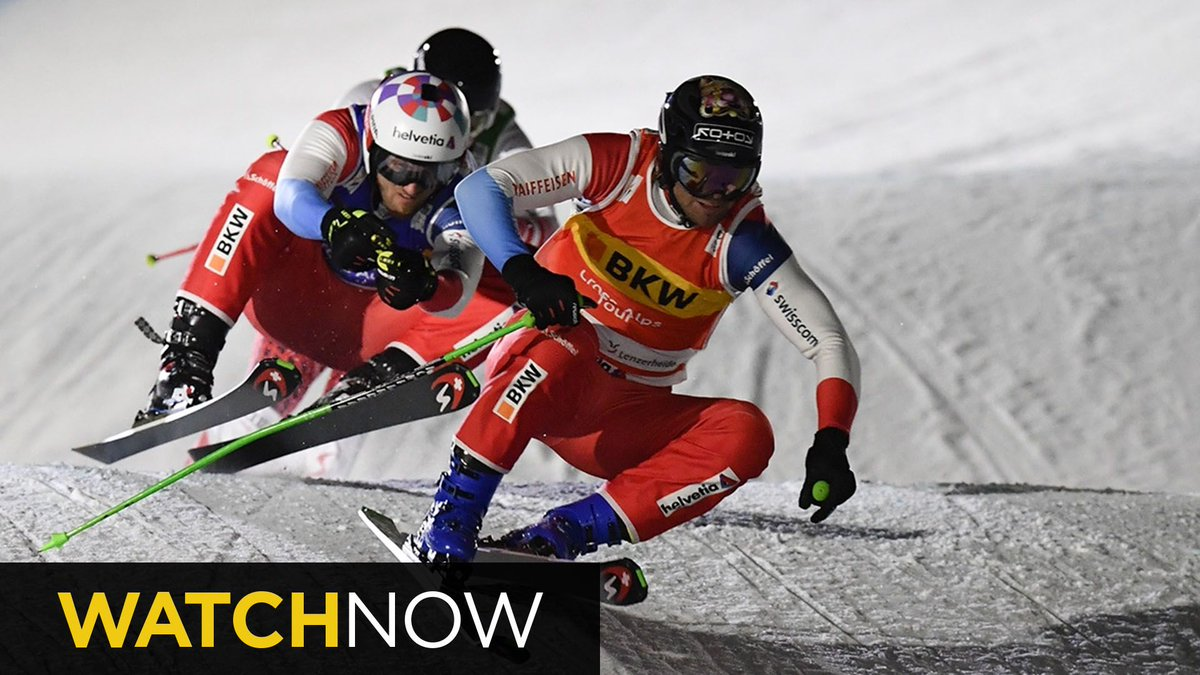 WATCH | Freestyle Skiing World Cup: Ski Cross from Idre Fjall https://t.co/Xmb78Rym54