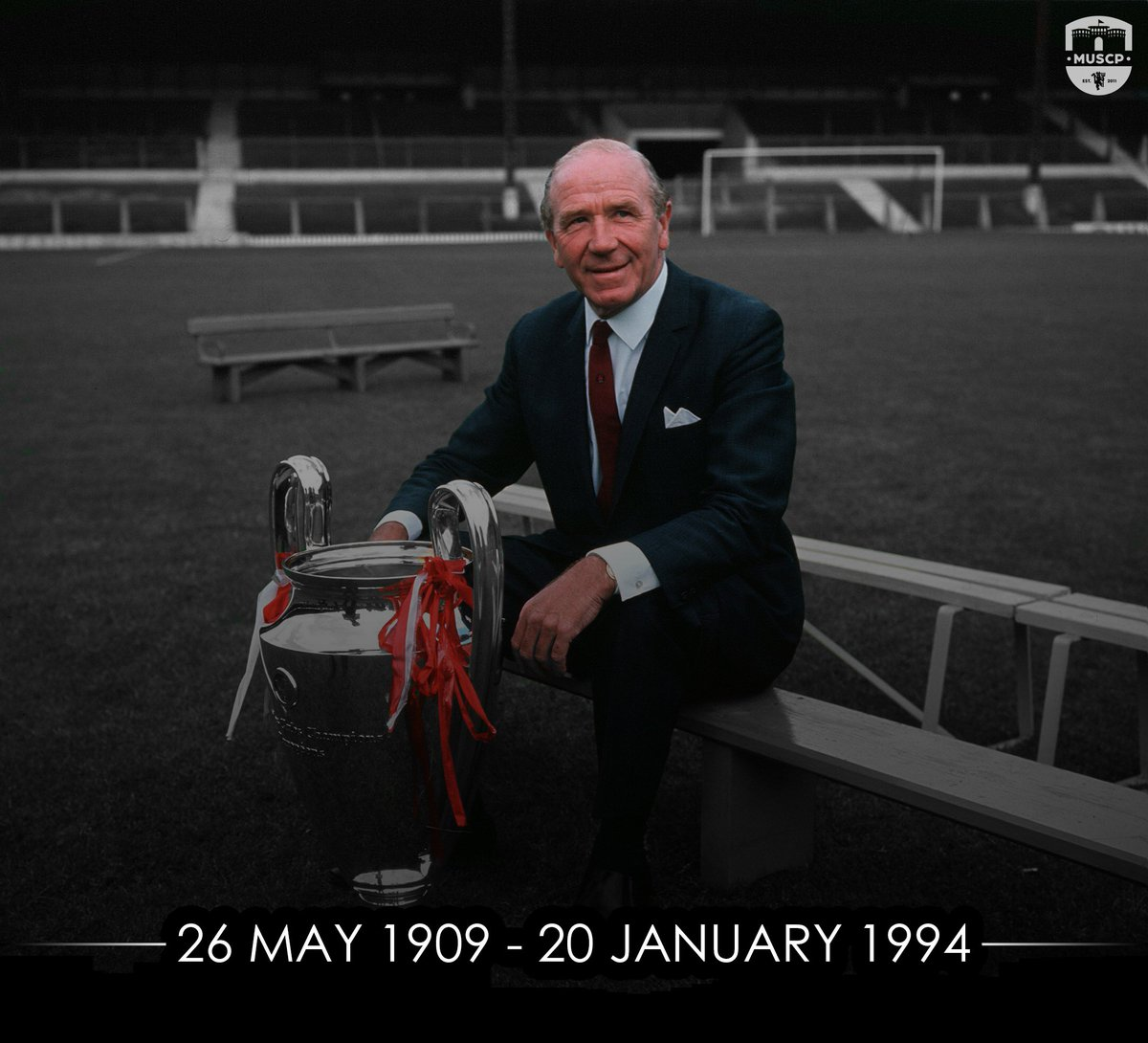 Today marks the 25th anniversary of the passing of a man who overcame all the odds. A man who constructed the team that would overcome all the odds. A man who gave @ManUtd its greatest miracle. Sir Matt Busby, you created the Busby Babes. And your legacy will live on forever.