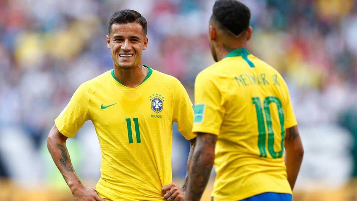 #FCB 🔵🔴 | Express: ¿Coutinho al Chelsea y Neymar al Barça? https://t.co/N56sJBTtwN