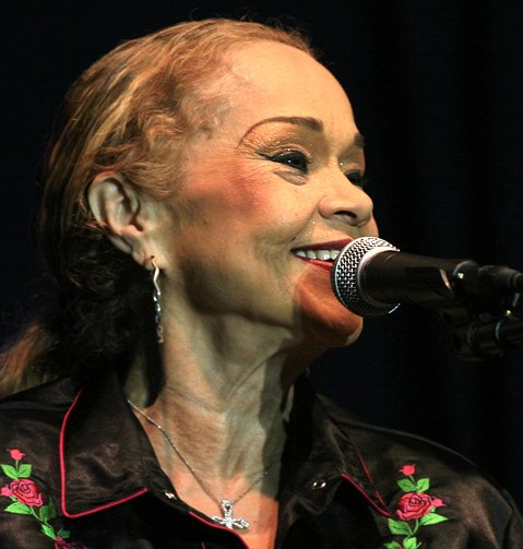 Etta James died on this date January 20 in 2012. Photo by John K. Addis.