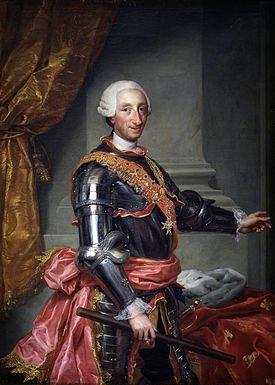 #Hoy en 1716 nació Carlos III, conocido como El rey arqueólogo por impulsar las excavaciones de Pompeya y Herculano.