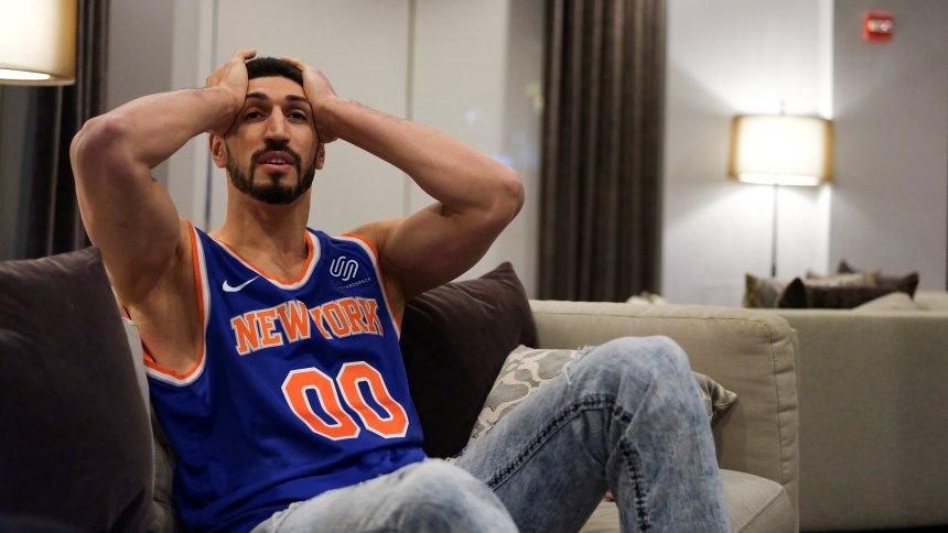 Erdogan-Kritiker Enes Kanter: NBA-Star bekommtjeden Tag'hunderte Morddrohungen' https://t.co/vSTVpDRVVe