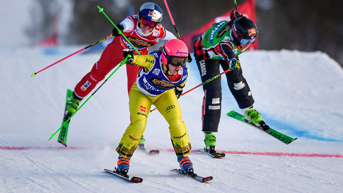 Marielle Thompson earns ski cross silver in photo finish https://t.co/bbRZgCgGYX