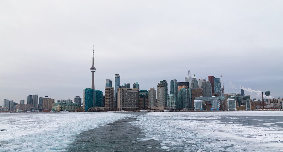 #UPDATE: The Special weather statement for #Toronto that brought the snow has now ended, but the Extreme Cold warning remains in effect with wind chill values around -30 this morning. #Newstalk1010