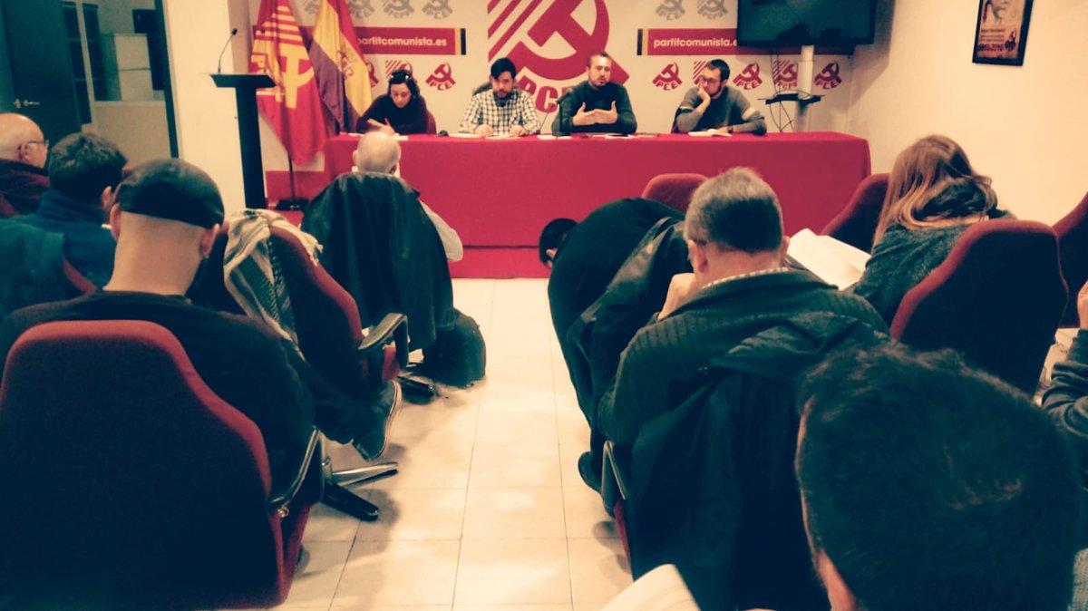 Comença el Comité Nacional! #FemPartit