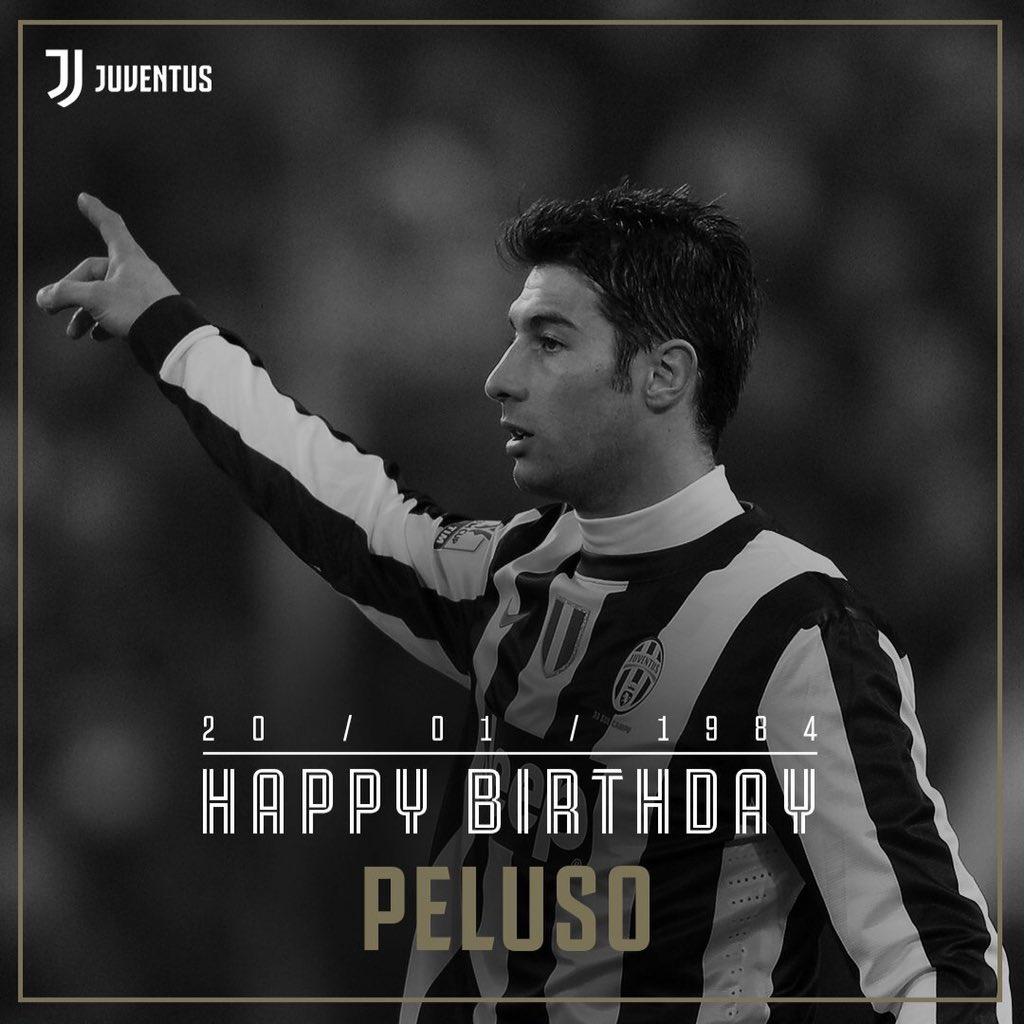Happy birthday to Federico Peluso! 🎂⚪️⚫️   #ForzaJuve