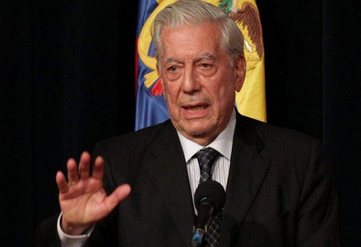 ¡¡Menuda 'somanta'!! Vargas Llosa le pone los puntos sobre las íes al independentismo y concretamente a Torra 👏👇  http://bit.ly/2DmI5OO  #Cataluña #ConvencionPP2019