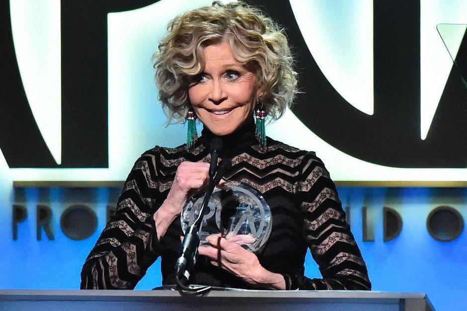 Jane Fonda honorée par le syndicat des producteurs américains https://www.parismatch.com/People/Jane-Fonda-honoree-par-le-syndicat-des-producteurs-americains-1600550#utm_term=Autofeed&utm_medium=Social&xtor=CS2-14&utm_source=Twitter&Echobox=1547982319…