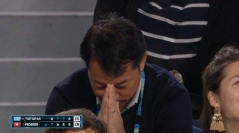 Roger #Federer fans right now...