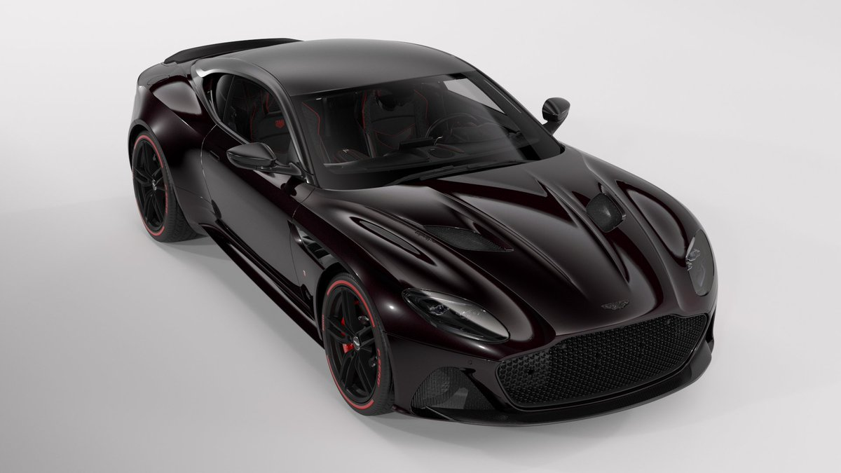 DBS Superleggera TAG Heuer Edition…